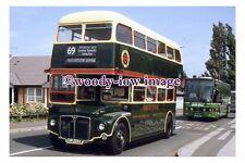 gw0672 - Omnibus Bus no 2208 ,  reg CUV 208C to Walthamstow Garage - photograph
