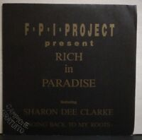 F.P.I. PROJECT present RICH IN PARADISE - GOING BACK TO MY ROOTS - SALSA - PROMO