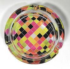 Retro Glass Ashtray Deli Glassware