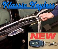 1955-57 GM full size car 2 dr. power door locks & keyless entry kit NEW REMOTES