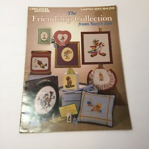 Friendship Collection from Suzy's Zoo Pattern Book Leisure Arts