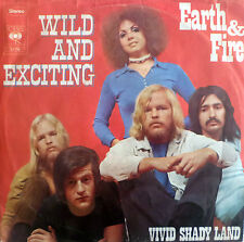 """7"""" 1970 KULT! EARTH & FIRE : Wild And Exciting /MINT-?"""