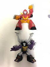 Transformers Robot Heroes Rodimus vs Insecticon Figure Set Hasbro 2006