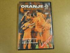 DVD / ORANJE - DE WEG NAAR PORTUGAL