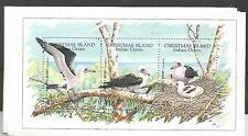 Christmas Island Bird WWF SC 274a Only one included in price MNH (10czt)