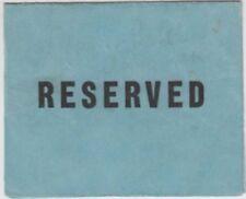 ORIGINAL 007 THUNDERBALL 1965 SET PROP SIGNED BY SEAN CONNERY AT THUNDERBALL SET