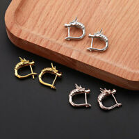 Fashion Punk Animal Dragon Stud Dangle Men Women Earrings Statement Jewelry G JR