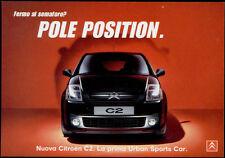 cartolina pubblicitaria PROMOCARD n.3987 CITROEN C2 AUTOMOBILE