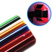 80*100cm Professional Color Gel Filter Paper for Studio Flash Redhead Spotlight