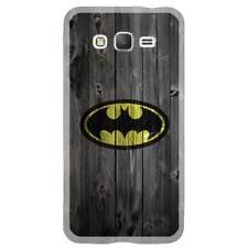 For Samsung Galaxy Grand Prime G530 Cover Case Skin Batman wood  2
