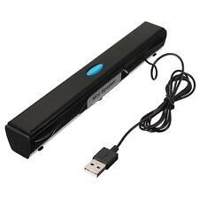 Multimédia USB Mini haut-parleurs pour ordinateur de bureau PC portable PC EH