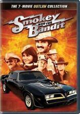 Smokey and the Bandit: The 7-Movie Outlaw Collection (DVD, 2010, 4-Disc Set) NEW