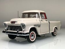 Franklin Mint 1955 Chevrolet Cameo Classic Pickup Bombay Ivory 1:24 Diecast