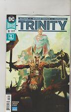 DC COMICS TRINITY #18 APRIL 2017 VARIANT 1ST PRINT NM