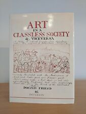Art in a Classless Society and Vice Versa, by Donald Friend (hbk) 1985