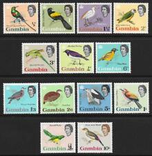 Gambia 1963 Birds Set (MNH)