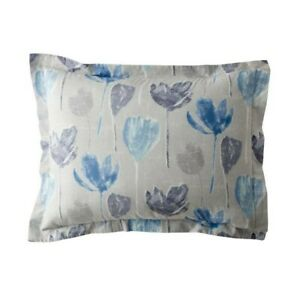 Hadley Loft Home Floral 250-Thread Count Cotton Blend Standard Sham (Lot of 2)