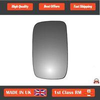 Citroen Dispatch 2007-2016 Left Passenger Side Convex wing mirror glass 386LS
