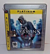 Assassin's Creed Platinum PS3 USATO ITA