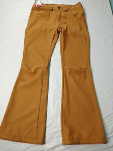 The North Face Apex Windwall Snow/ski Pants Womens Size S Fleece Line Insulated