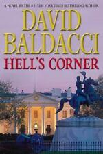 Hell's Corner ~ Hard Cover ~ David Baldacci 2010