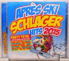 Après Ski Schlager Hits 2015 + 2 CD Set + 40 Party Songs mit Stimmungsgarantie +