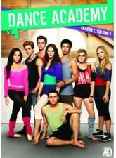 Dance Academy Season 2 Vol Volume 1 One TV Series New Region 1 DVD (2 Discs)