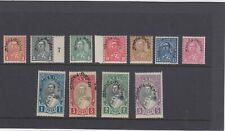More details for albania 1928 s.g.248/58 m/m.. set of 11 catalogued £80.00.