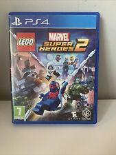 Lego Marvel Super Heroes 2 (PS4, 2017)