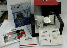 Tissot Men's T059.527.16.018.00 T-Classic T-Lord Brown Leather Automatic Watch