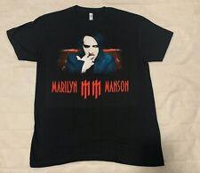 Marylin Manson T-Shirt Rock Punk pop Alternative Metal Unisex