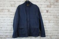 Timberland Waterproof Blue Jacket size M NO.Y323 14/5
