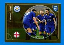 FIFA 365 2016-17 Panini 2017 Figurina-Sticker n. 124 - GOAL LEICESTER-New