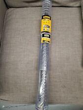 Dewalt Dw5858 1 12 X 24 X 29 4 Cutter Sds Max Rotary Hammer Bit