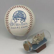 Fernando Valenzuela signed Rawlings 1986 All Star Logo Baseball Inscribed A1442