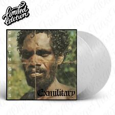 Death Grips - Exmilitary [2LP] Vinyl Limited Edition Import Colored/Clear