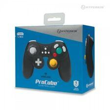 Mando Negro ProCube Wireless Compatible Wii U ( Nuevo )