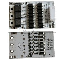 7s 24v 18A Balance Li-ion Lithium 18650 Battery BMS Batterie Protection Board
