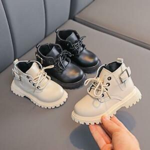 NEW Girls Martin Boots Sneakers Children Sports Shoes Sneakers Kids Shoes