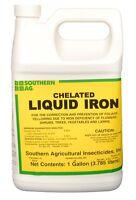 Chelated Liquid Iron Fertilizer - 1 Gallon