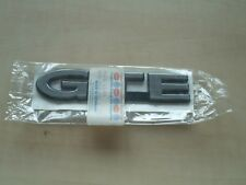 Schriftzug Heckklappe GTE Audi 80 90 81 85 B2 811853750 B neu Emblem Kofferraum