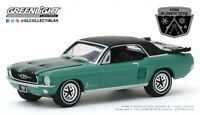 "1967 Ford Mustang Coupe ""Ski Country Special"",Scale 1:64 by Greenlight"