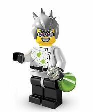 BN Lego minifigures series 4 8804-16 crazy scientist science alchemy mini figure