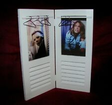 """HALLOWEEN MICHAEL MYERS COLLECTIBLE CLOSET FRAME """"12INCH"""" DISPLAY...UNIQUE GIFT"""