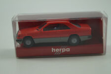 Herpa coche modelo 1:87 h0 mercedes-benz 300 CE Coupe nº 2064