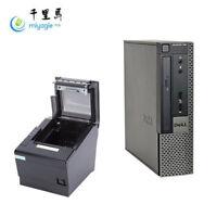 Dell Optiplex USFF Intel i5 & Printer POS System Liquor / Retail Point of Sale