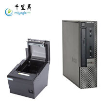Dell Optiplex Usff Intel I5 Amp Printer Pos System Liquor Retail Point Of Sale
