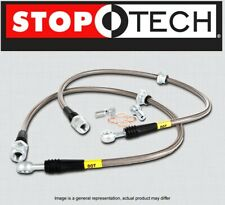 REAR STOPTECH Stainless Steel Brake Lines (hose) 950.34531