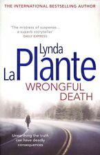 Wrongful Death by Lynda La Plante (Paperback, 2014)
