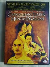 Crouching Tiger, Hidden Dragon (Dvd, 2001) Combine Shipping and Save Money!